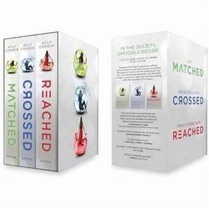 📚 Book Bundle 📚 Matched Trilogy